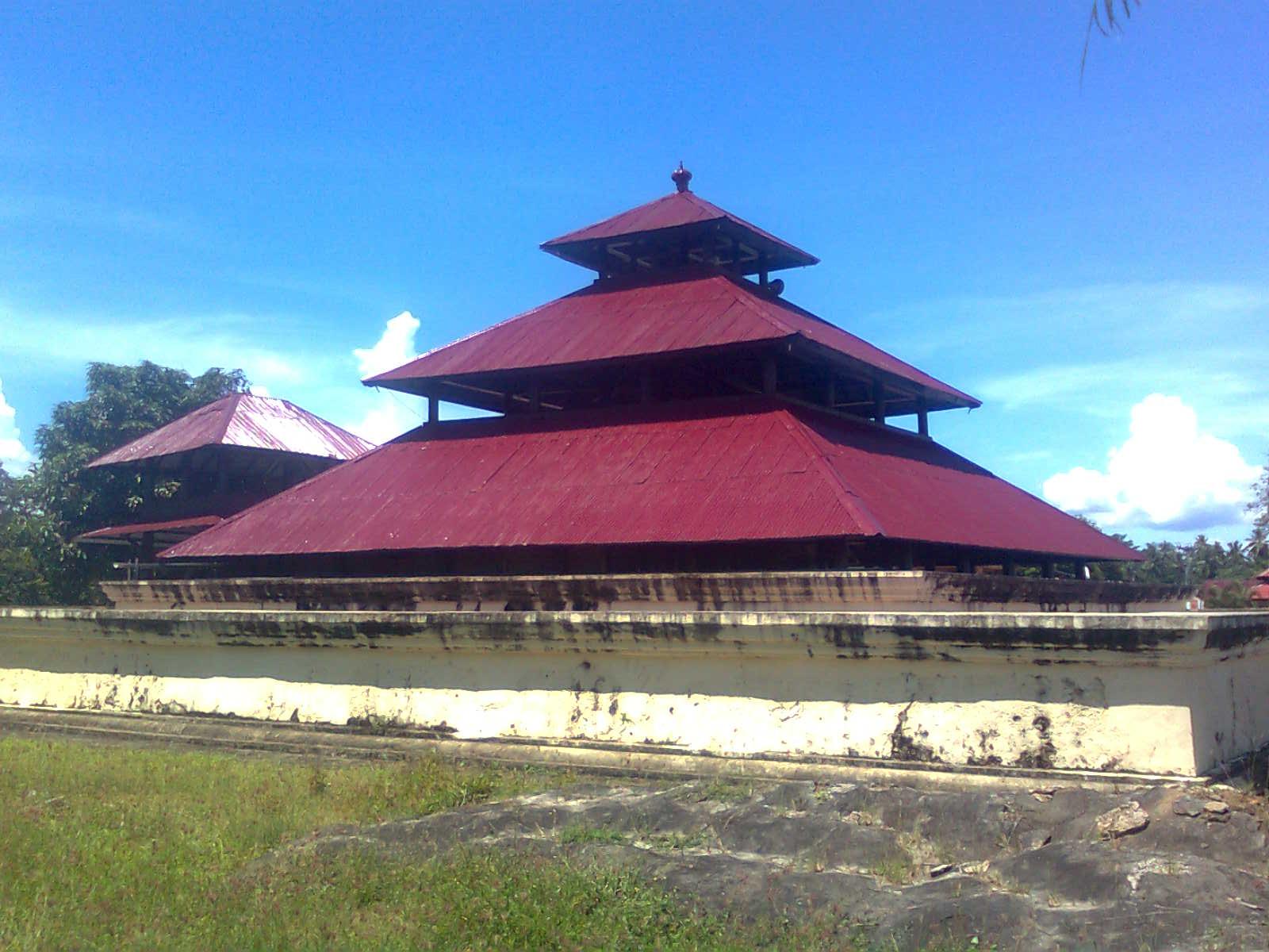 Masjid Tua Indrapuri