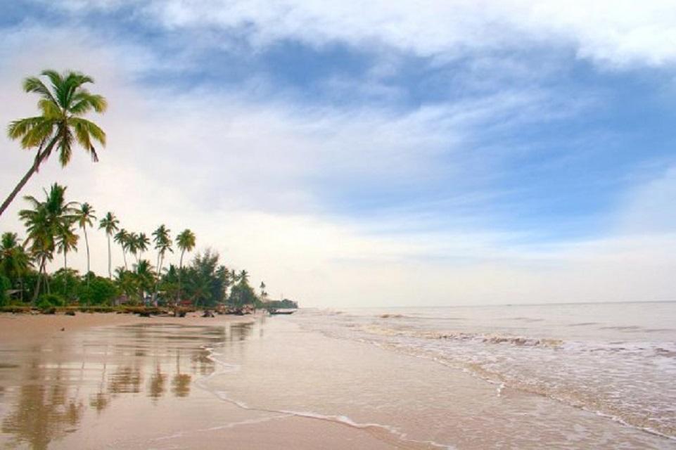 Pantai Rupat Utara Tanjung Medang