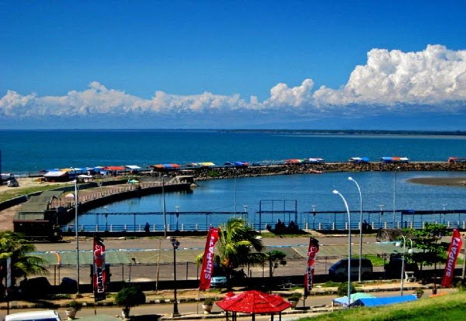 Image result for pantai tapak paderi