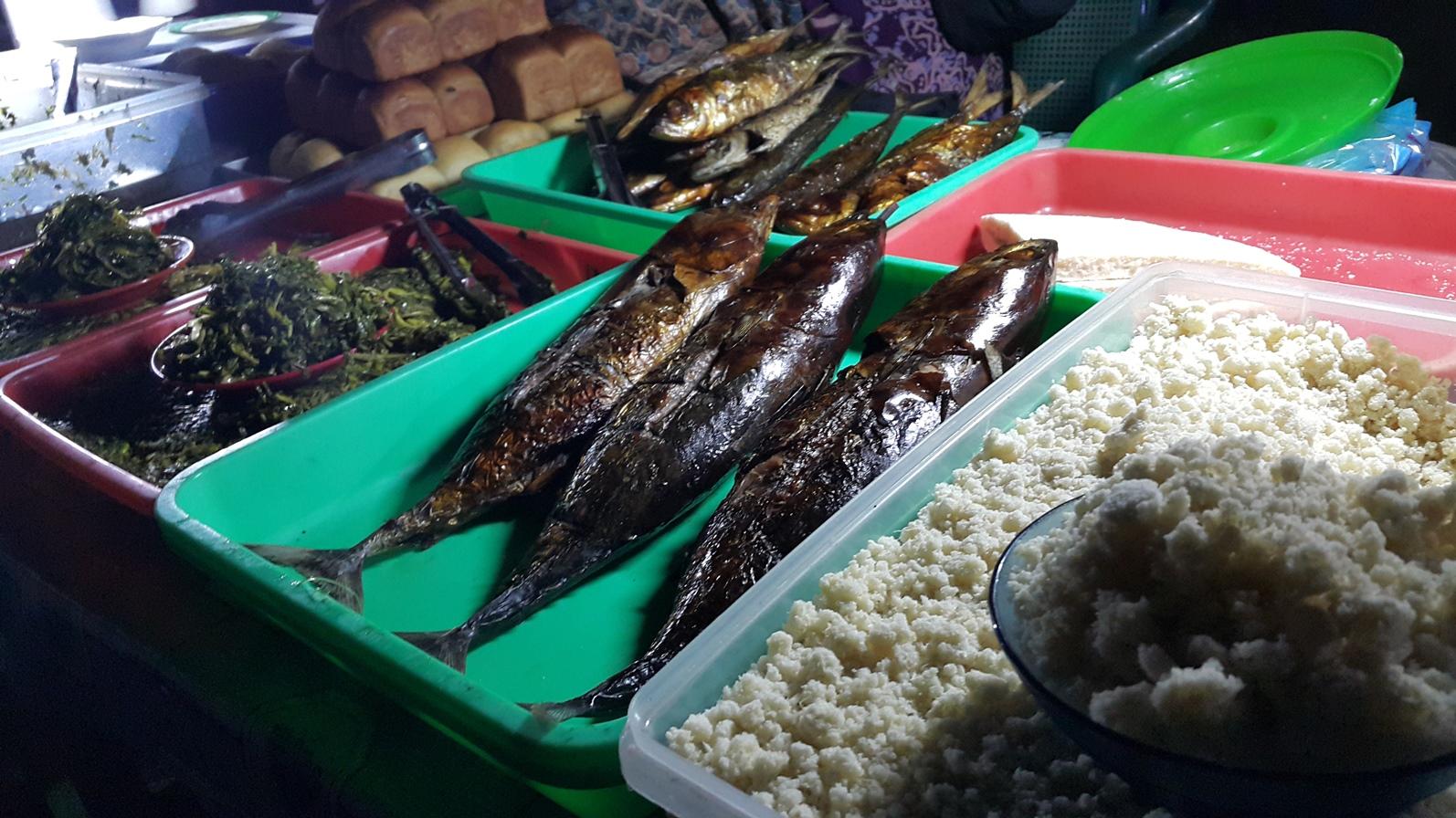 Sirsir, kuliner khas Kei