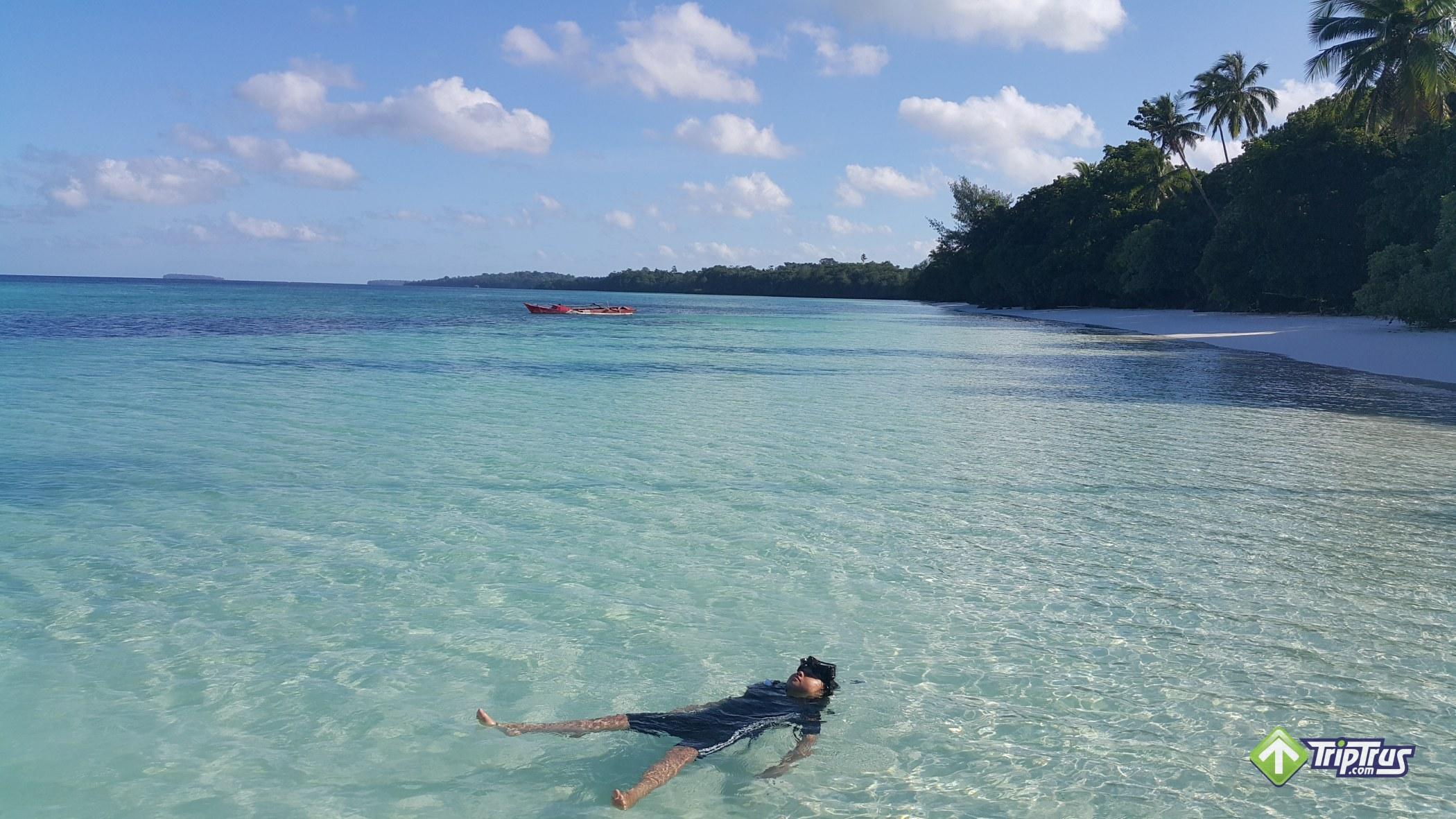 Pantai Ngurbloat, Kei, Maluku