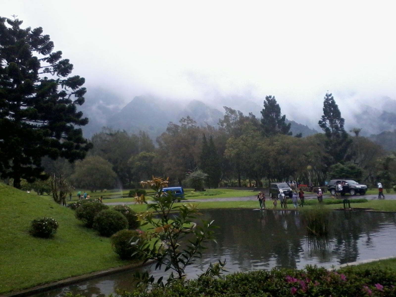2-Taman Nasional Gede Pangrango