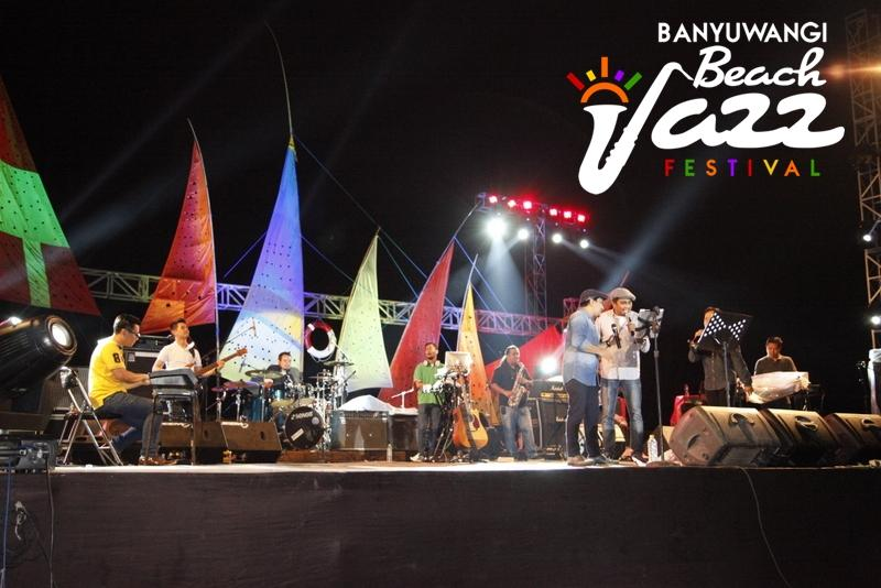 Hasil gambar untuk banyuwangi beach jazz festival 2019